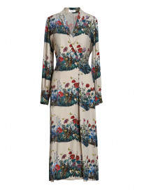 Dandelions Shirt Dress by Ailanto on curated-crowd.com