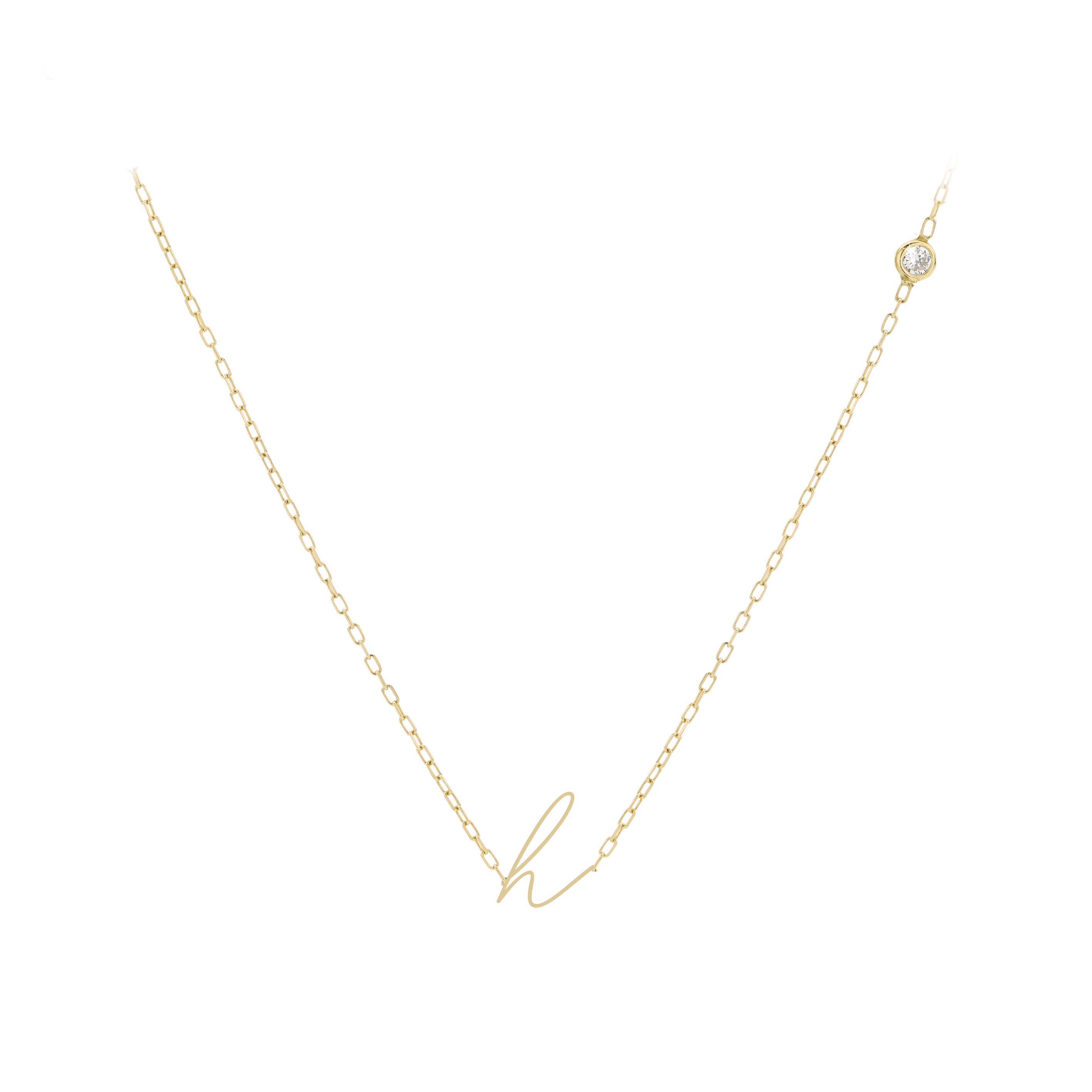 Identity Necklace by N-UE Fine Jewellery on curated-crowd.com