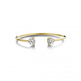 Twin Pulsar Ring by N-UE Fine Jewellery on curated-crowd.com