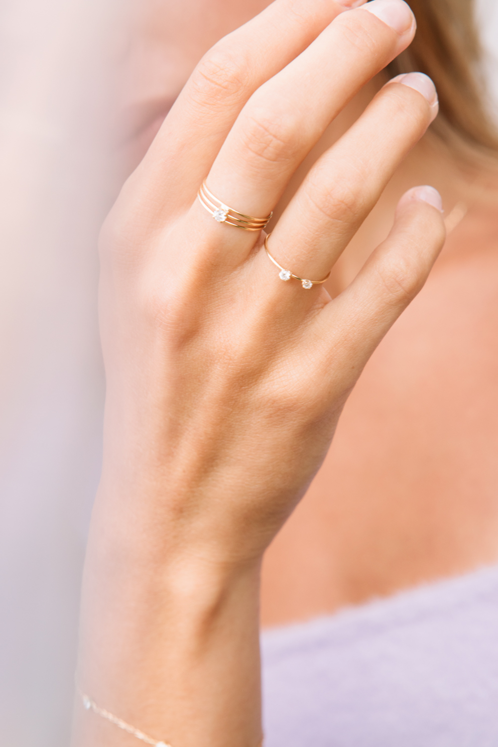 Satellite Ring by N-UE Fine Jewellery on curated-crowd.com