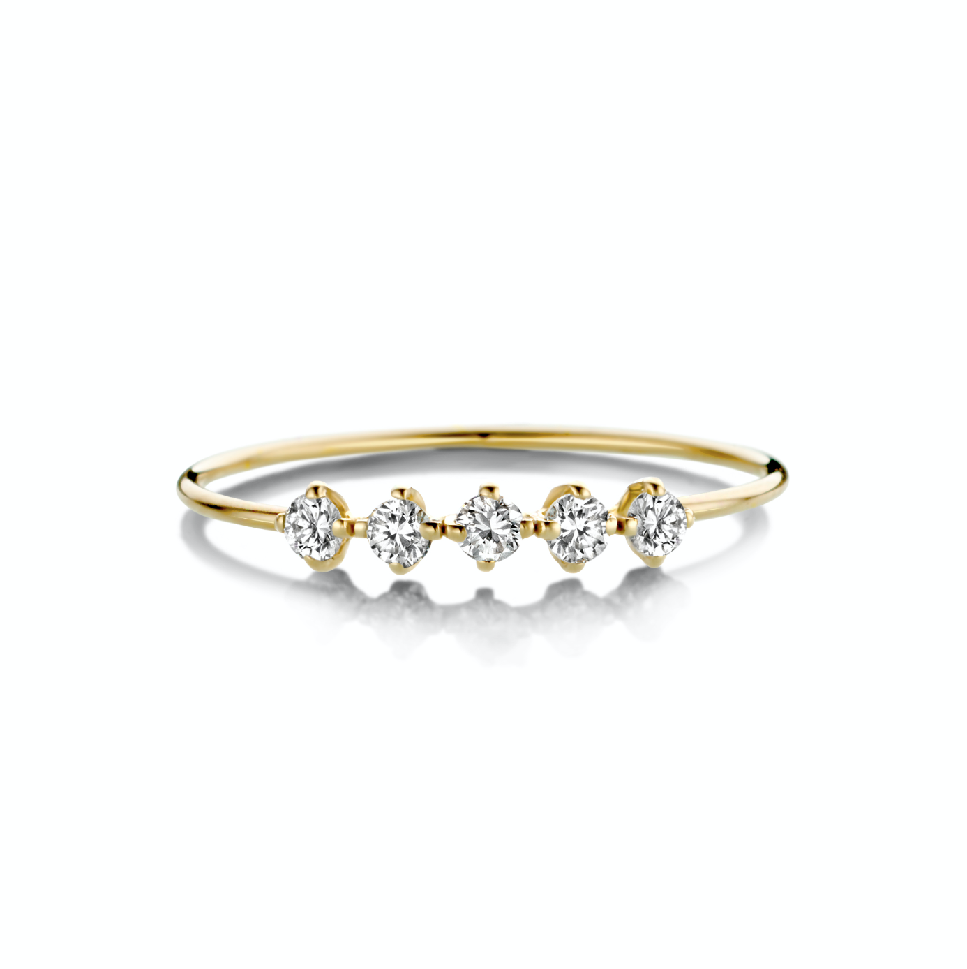 Solar Flare Ring by N-UE Fine Jewellery on curated-crowd.com
