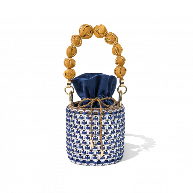 Leonar Bucket Bag Mini Size by TDL Vanguard Crafts on curated-crowd.com