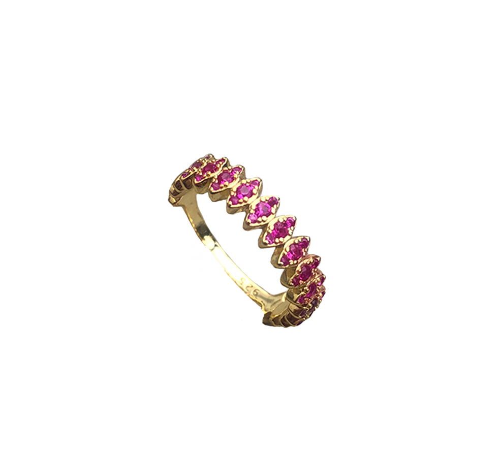 Cosimo Ring by Lalou London on curated-crowd.com