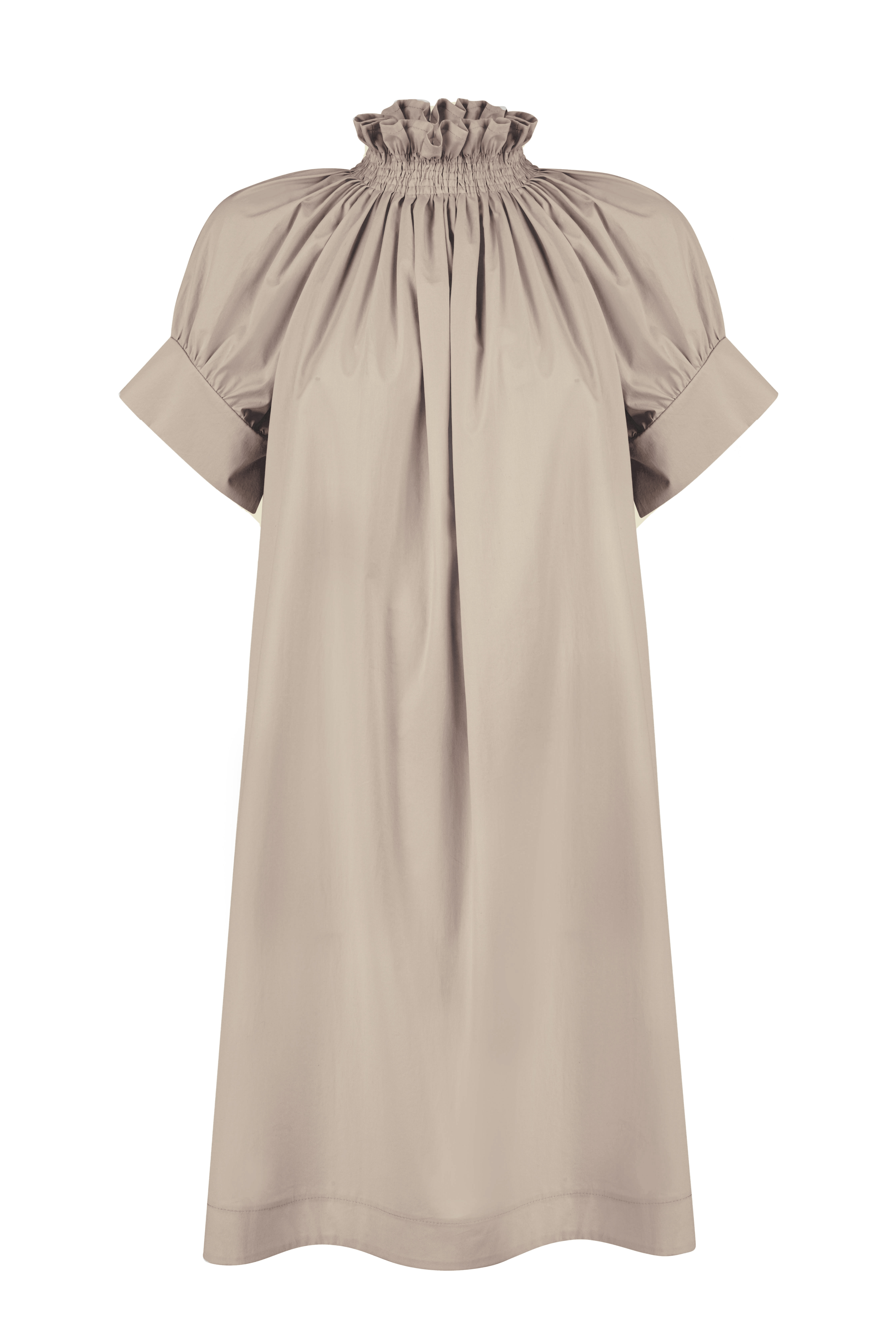 Franka Cotton Dress by Lorenz Peter on curated-crowd.com