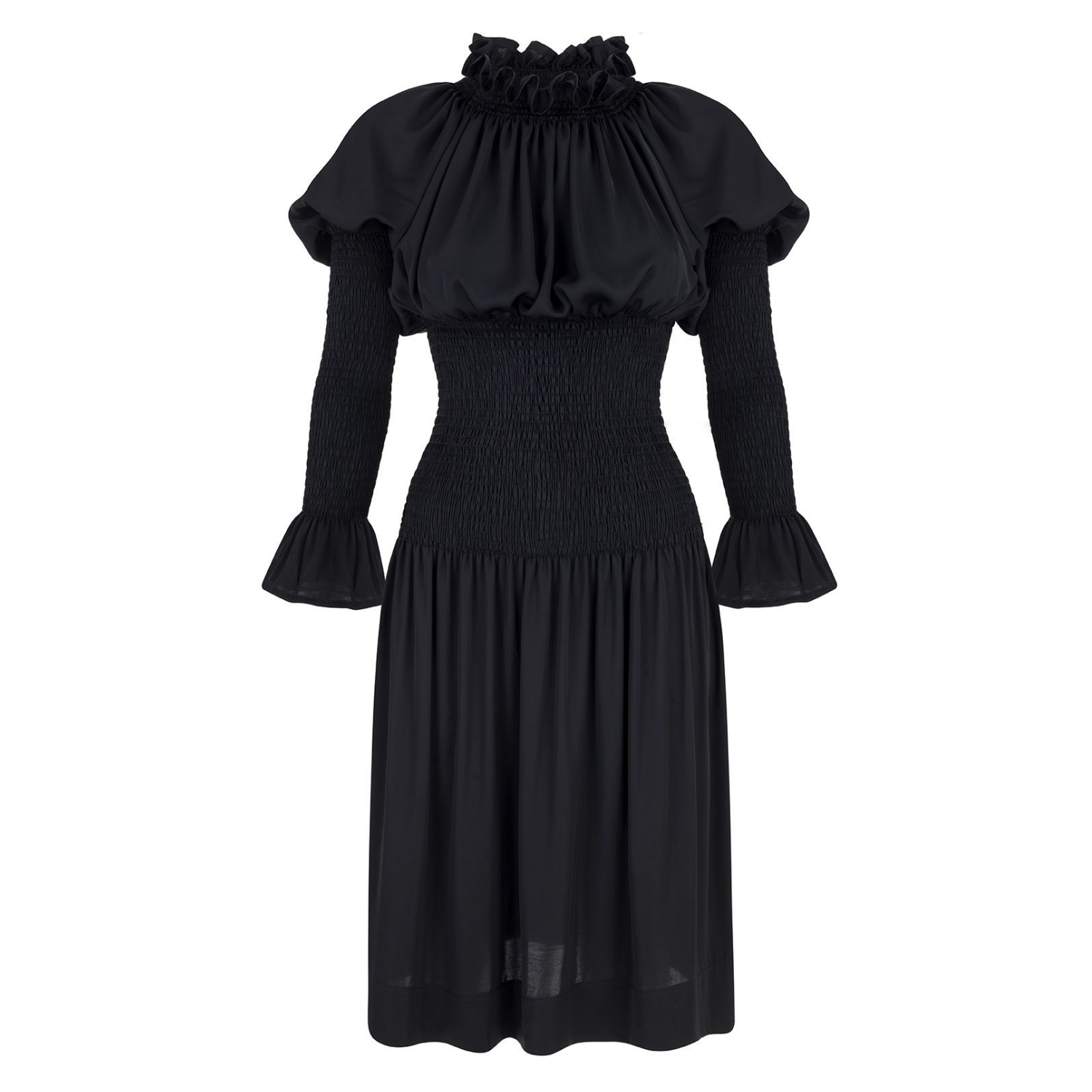 Ester Viscose Dress by Lorenz Peter on curated-crowd.com