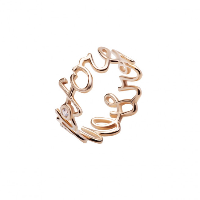 Forever&Ever Diamond Ring by Jewelry Lab on curated-crowd.com