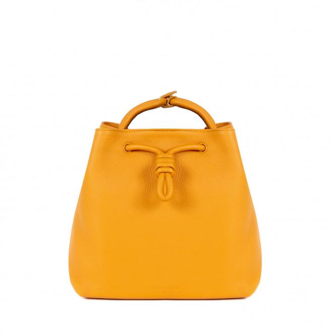 Midi Richmond Bucket Bag by Esin Akan on curated-crowd.com