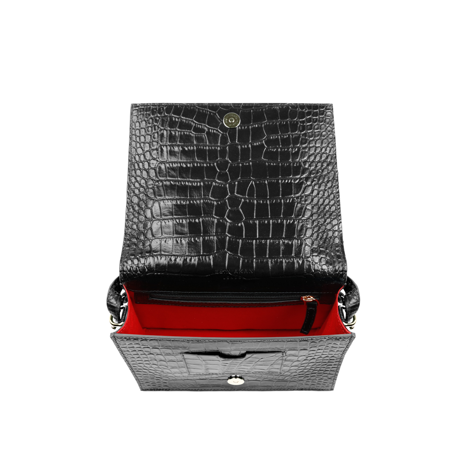 Midi Chelsea Clutch Bag by Esin Akan on curated-crowd.com