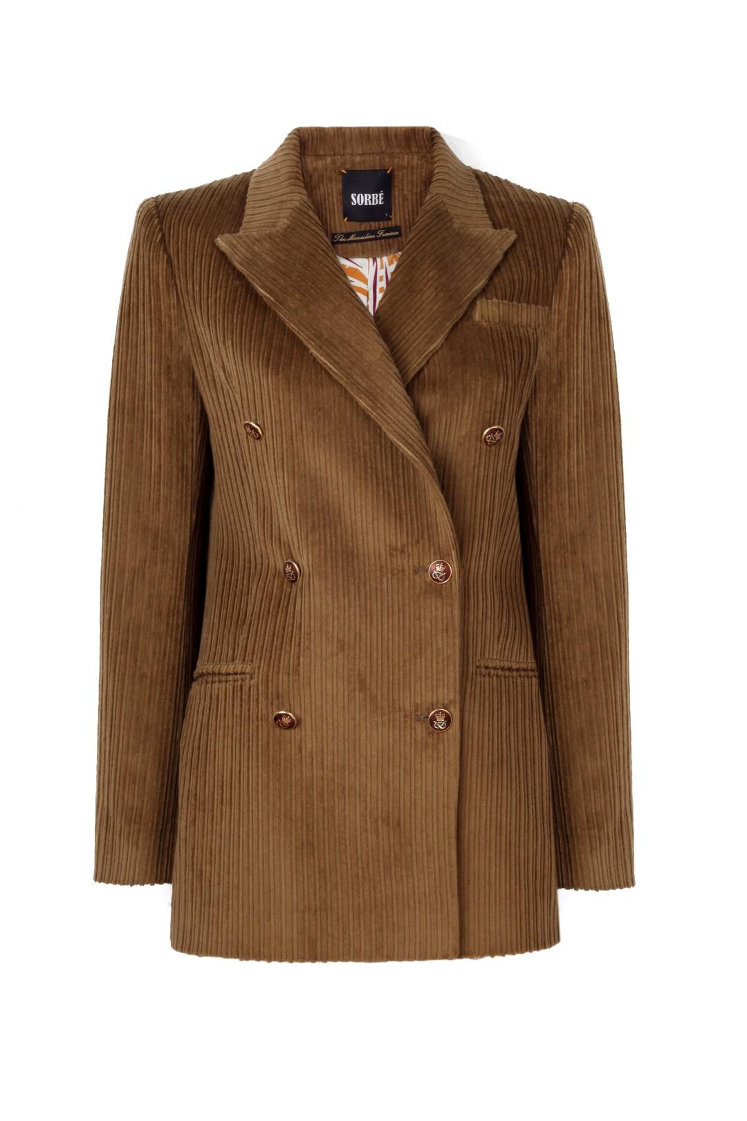 The Boyish Jacket by Sorbé on curated-crowd.com