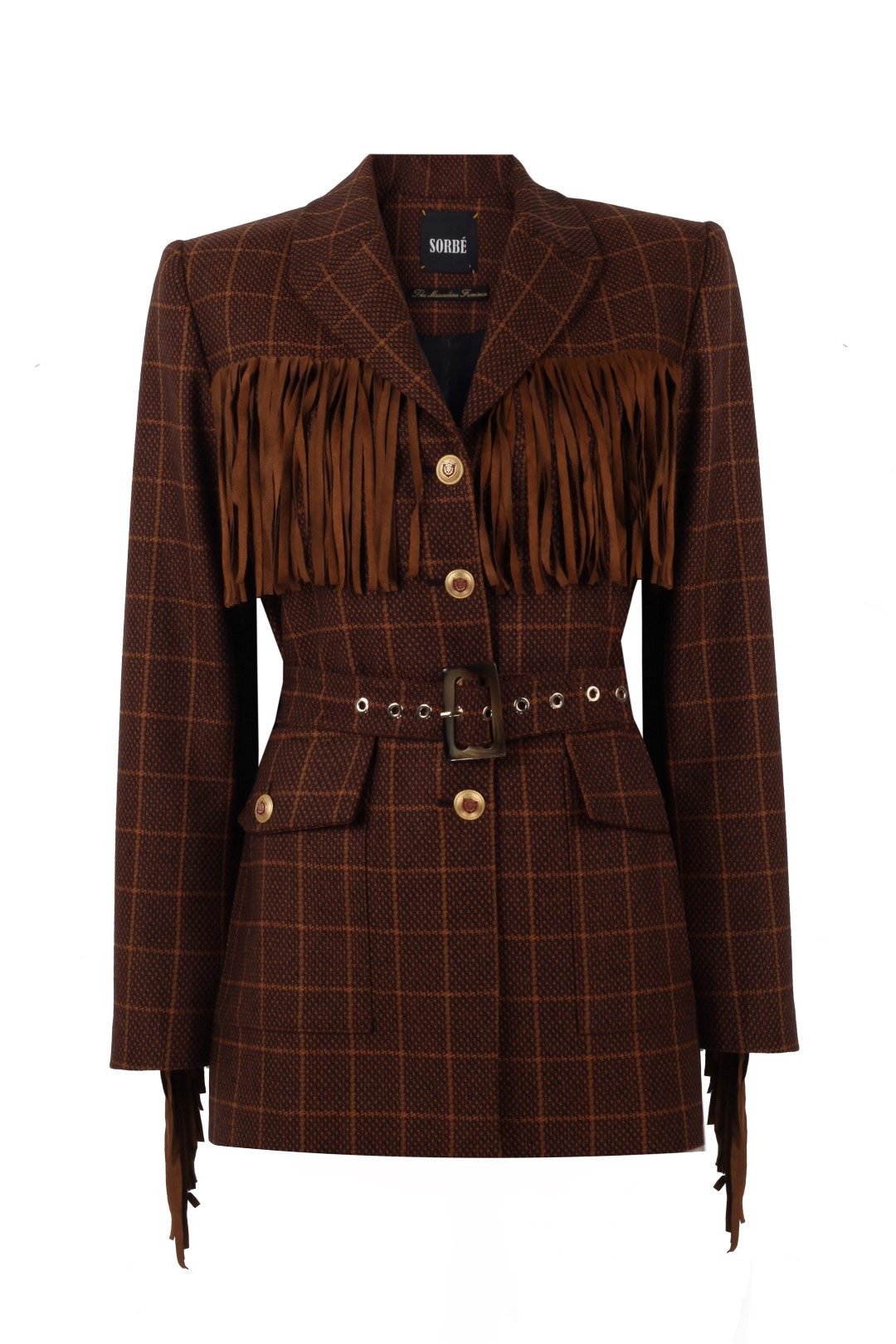 The Boho Fringe by Sorbé on curated-crowd.com
