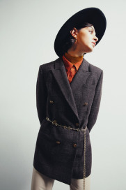 The Boyish Jacket by Sorbé on curated-crowd.com