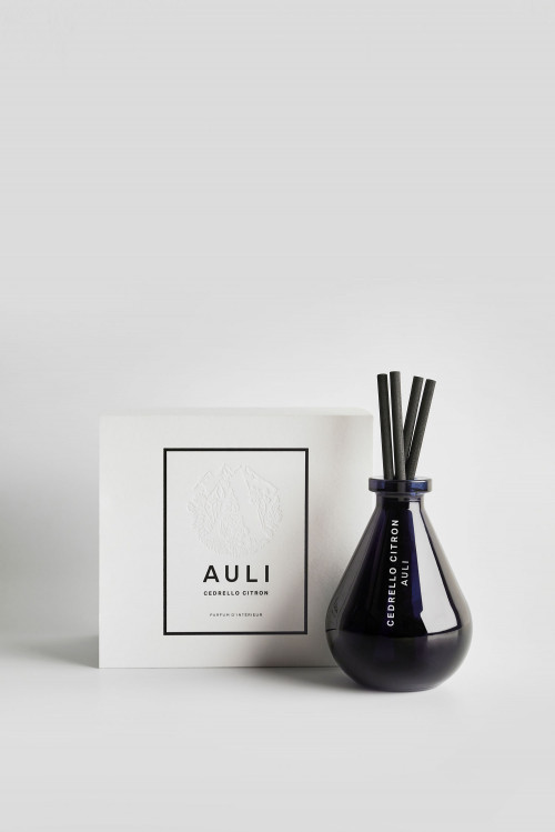 Cedrello Citron   Reed Diffuser by Auli London on curated-crowd.com