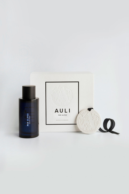Per Alfeo | Room Spray & Ceramic Disc by Auli London on curated-crowd.com
