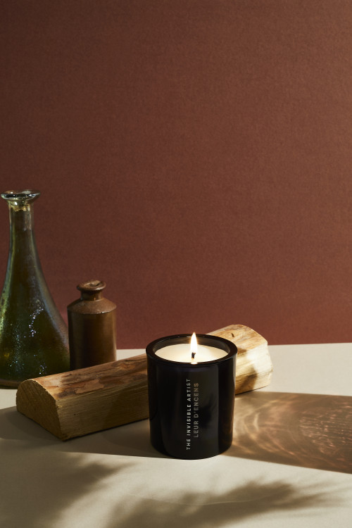 Leur D' Encens | Candle by Auli London on curated-crowd.com
