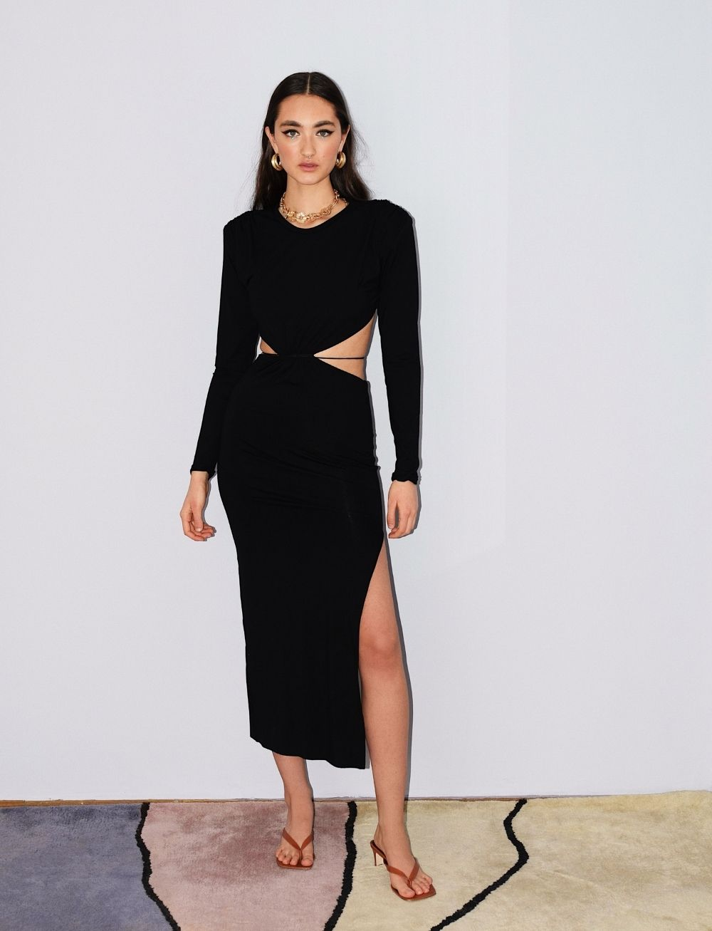 """""""Patricia on Saturday Night"""" Dress by Manurí on curated-crowd.com"""