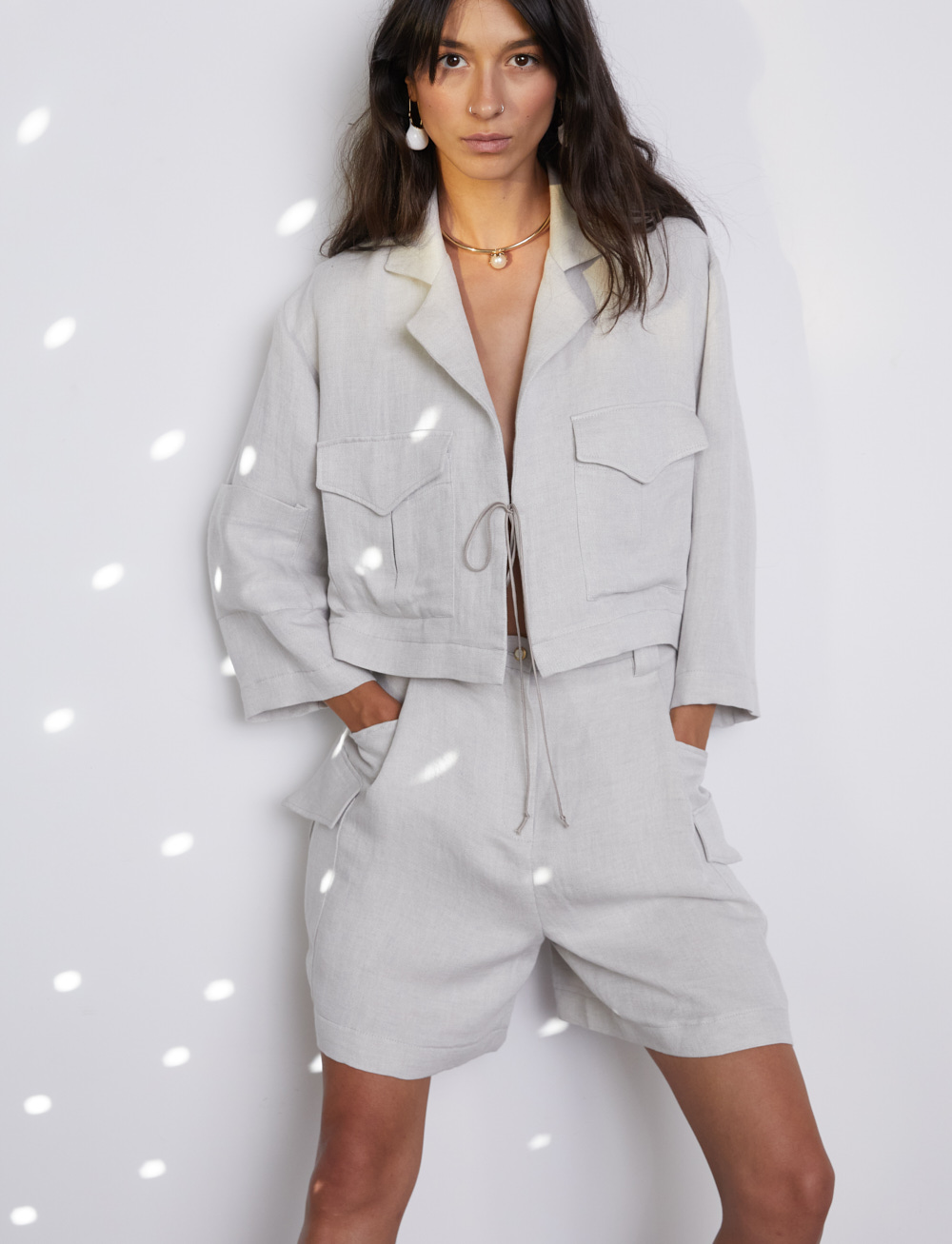 Mandalay Jacket by Manurí on curated-crowd.com