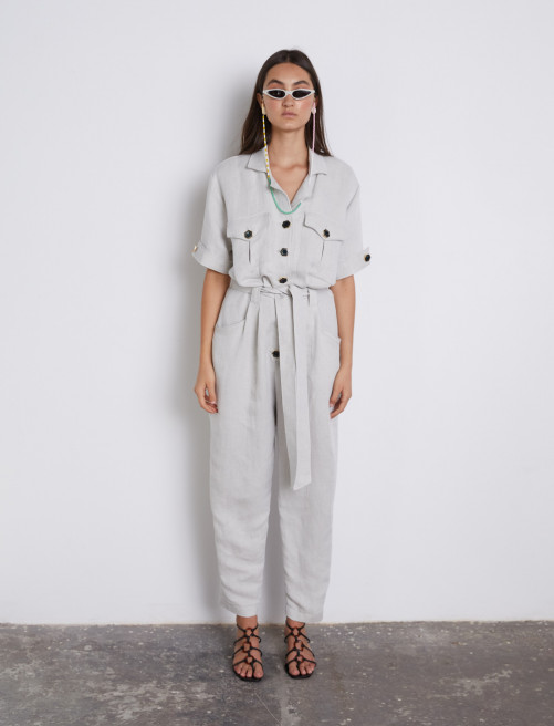Dolly Jumpsuit by Manurí on curated-crowd.com