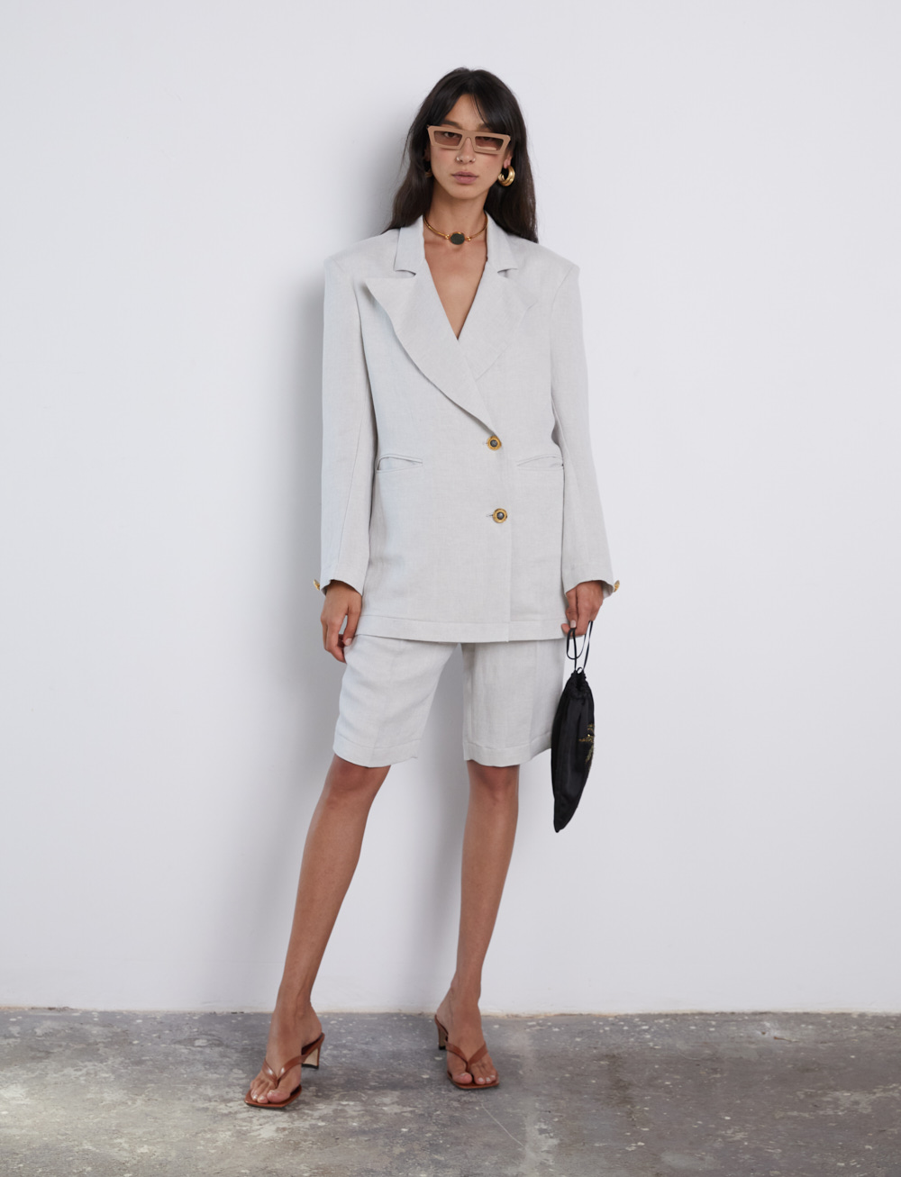 Jacqueline 2.1 Blazer by Manurí on curated-crowd.com