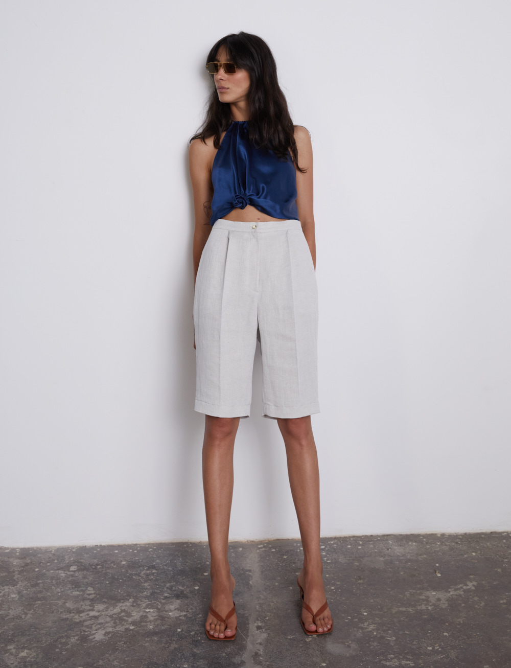 Jacqueline 2.1 Trousers by Manurí on curated-crowd.com