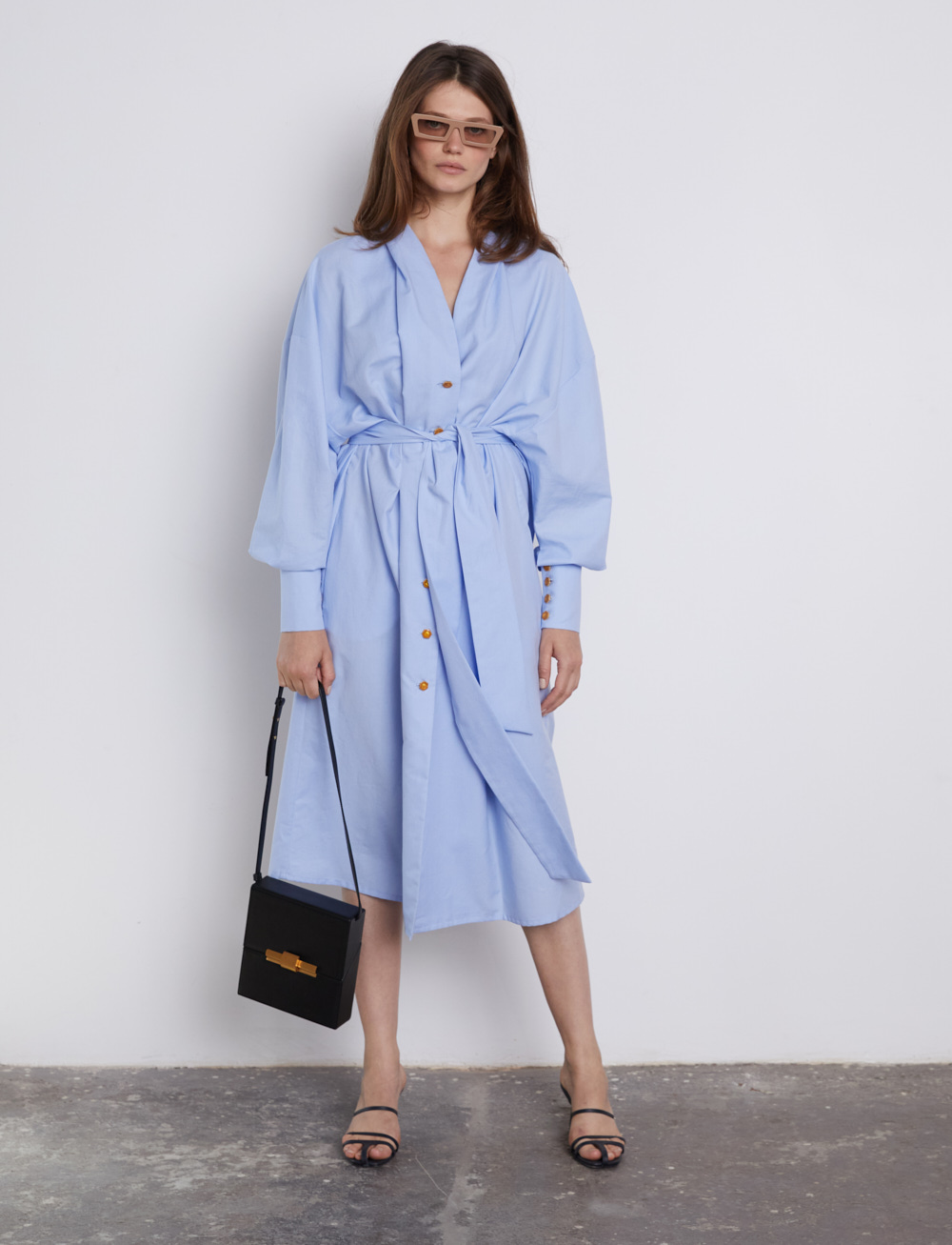 Tamino Dress by Manurí on curated-crowd.com