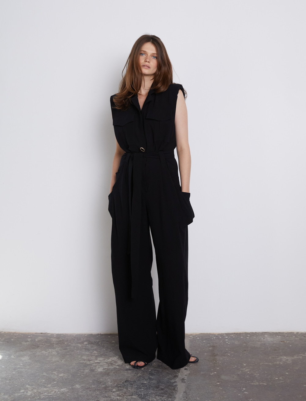 Patricia Jumpsuit by Manurí on curated-crowd.com