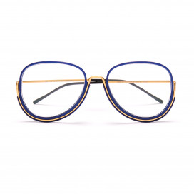 Earhart Optical - Blue Light Filter by Wires Glasses on curated-crowd.com