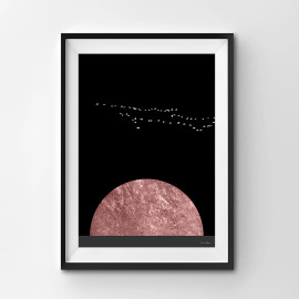 Above Us All - A3 by Christian Azolan on curated-crowd.com
