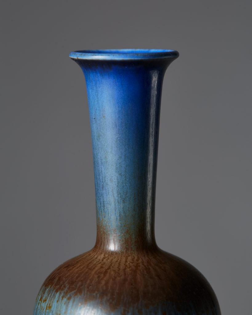 Vase designed by Berndt Friberg for Gustavsberg, Sweden. 1962. by Modernity on curated-crowd.com