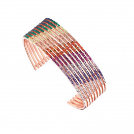 Kryptonite Bangle by Talita London on curated-crowd.com