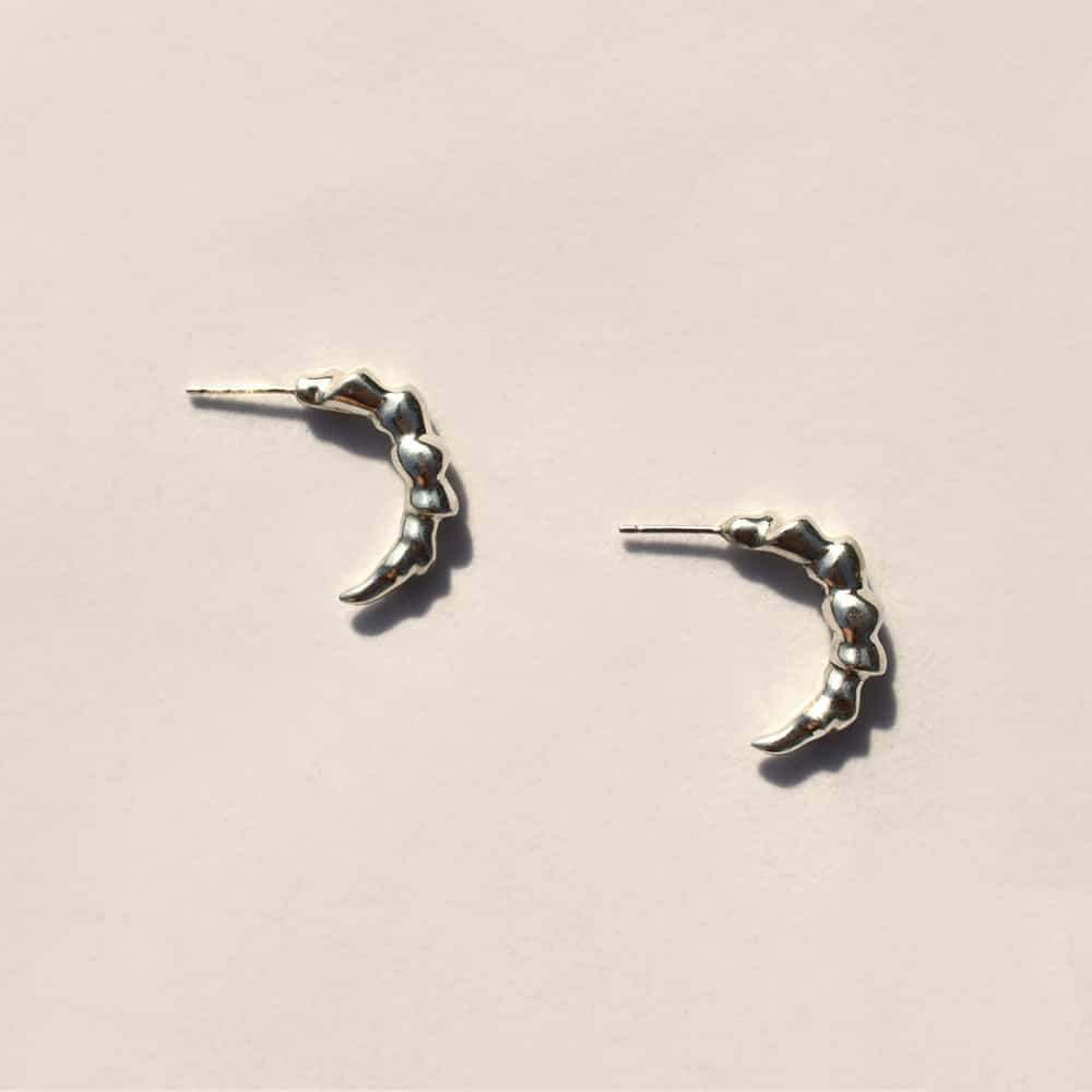 The Dream of Maxen Earrings by Angharad Studio on curated-crowd.com