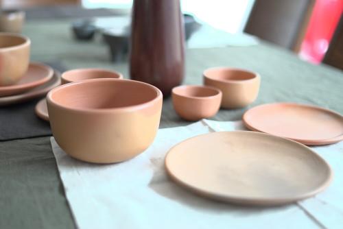 Set of 2 Sunrise Bowls by La Muerte Tiene Permiso on curated-crowd.com