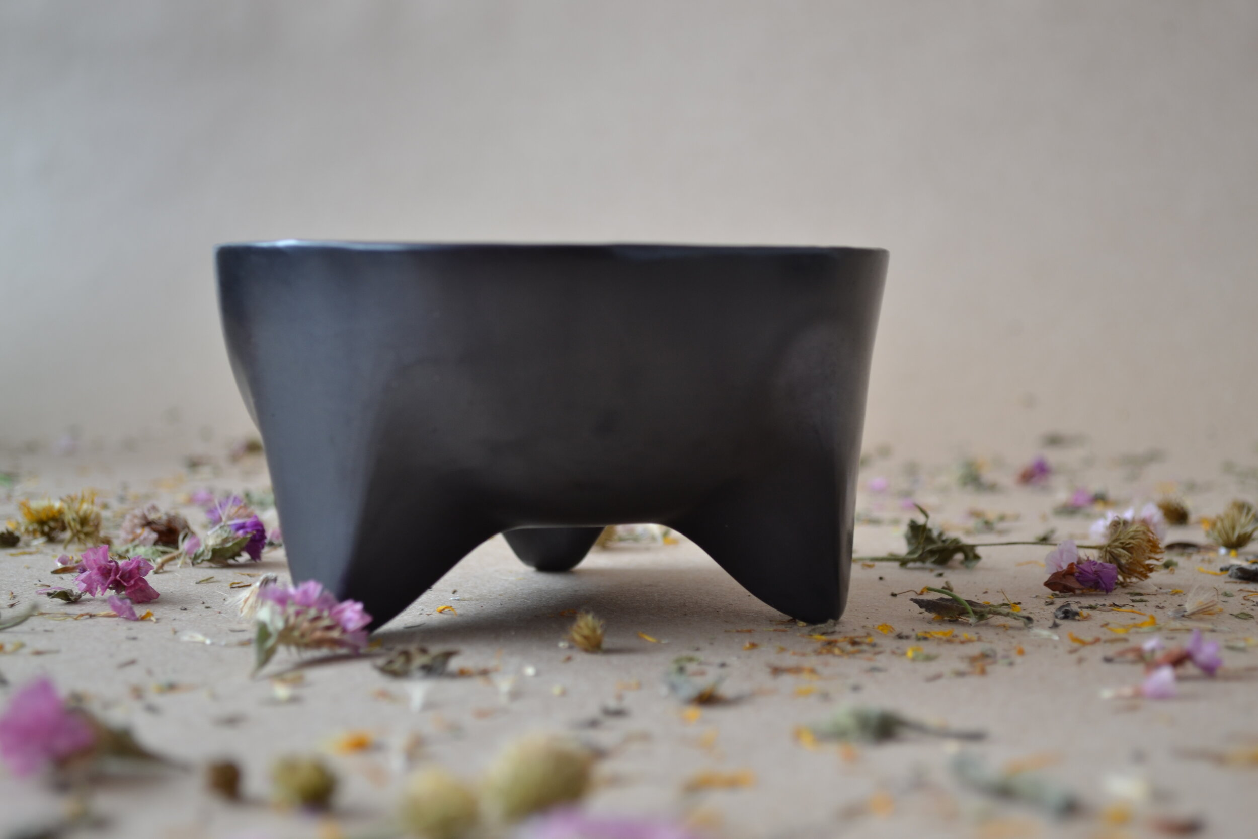 Tzinacan Bowl by La Muerte Tiene Permiso on curated-crowd.com