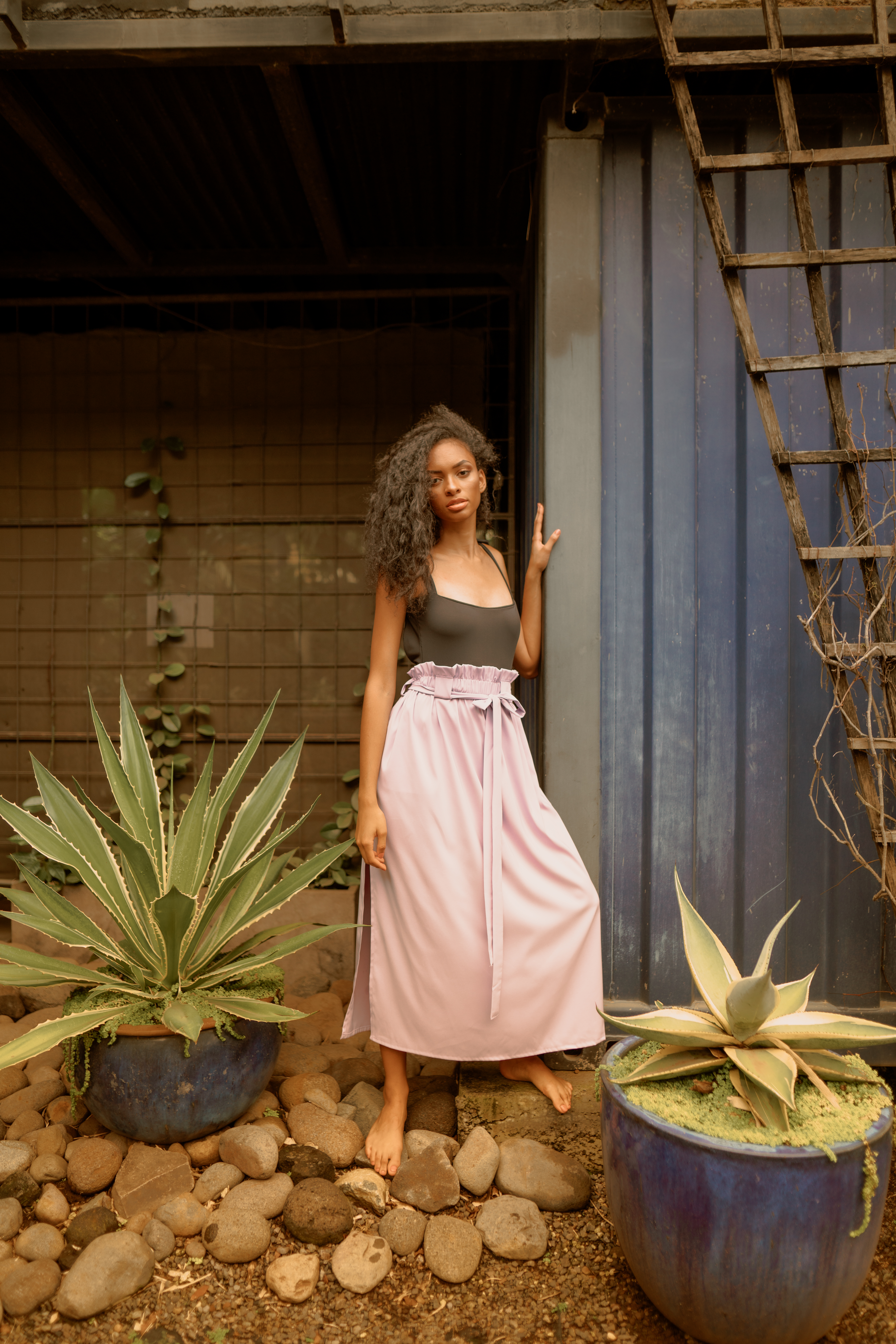 Sajona Skirt by Concepción Miranda on curated-crowd.com