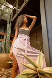Sajona Skirt by Concepción Miranda on curated-crowd.com