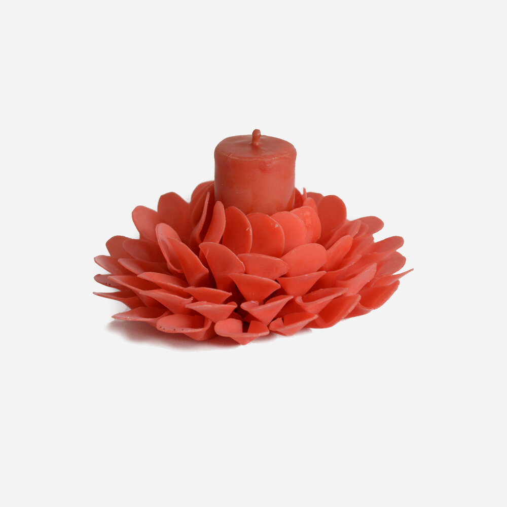 Open Candle by La Muerte Tiene Permiso on curated-crowd.com