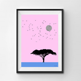 Savanna - A3 by Christian Azolan on curated-crowd.com