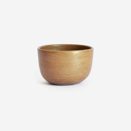 Set of 2 Natural Colour Americano Cups | Beeswax Finish by La Muerte Tiene Permiso on curated-crowd.com