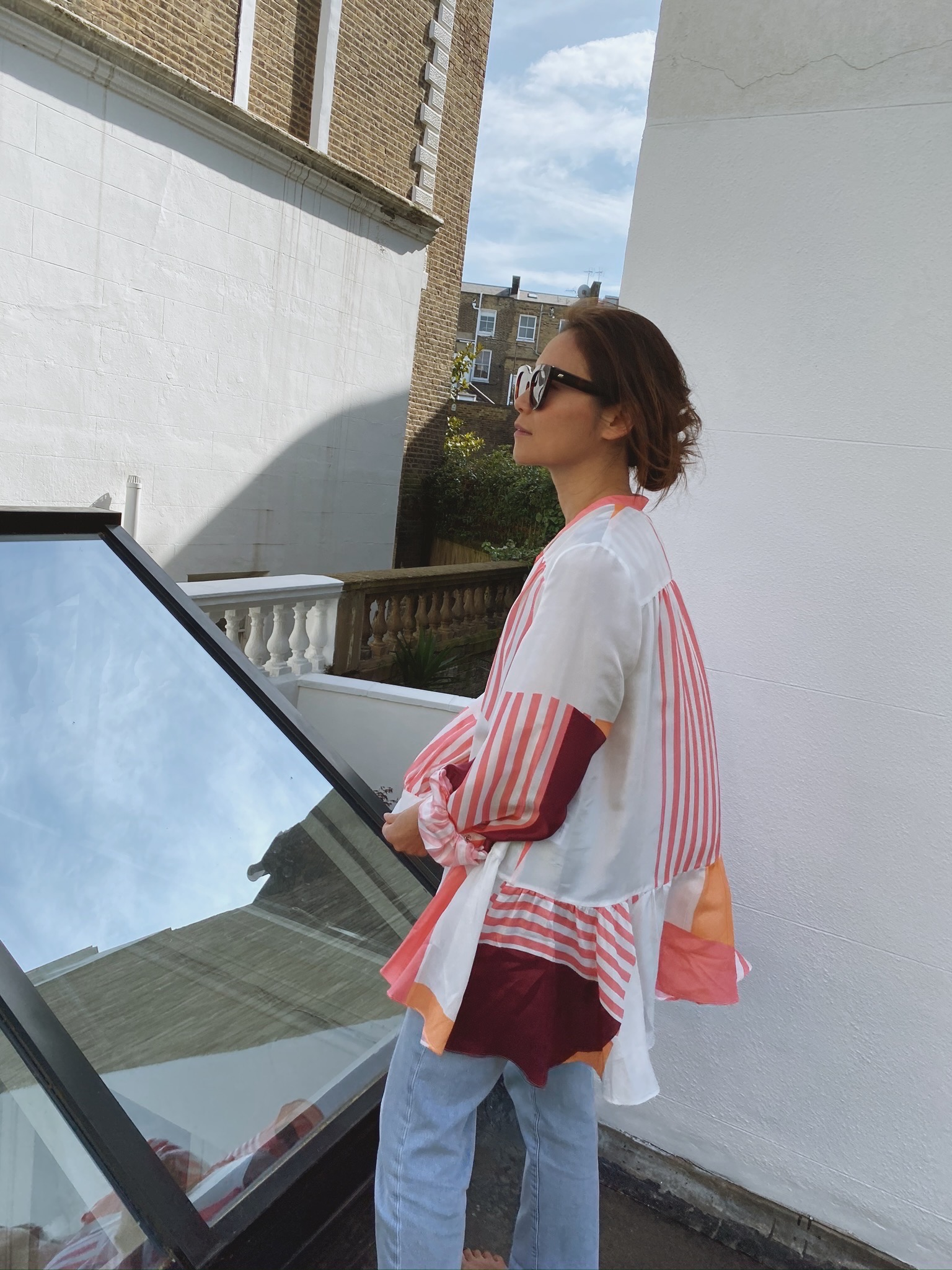 Formentera Dress by PAPER London on curated-crowd.com