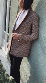 Boho Blazer by Sorbé on curated-crowd.com