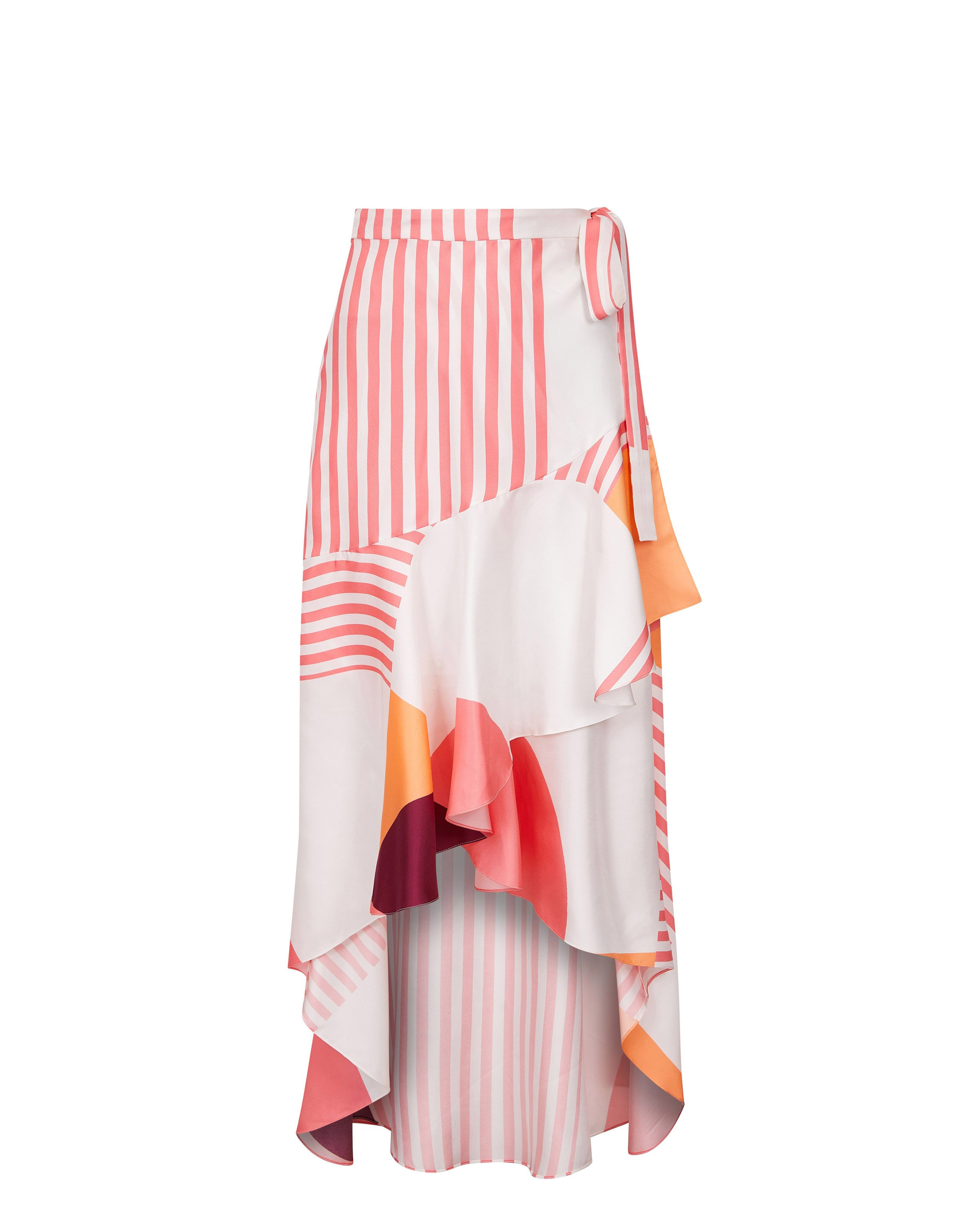 Sienna Skirt by PAPER London on curated-crowd.com