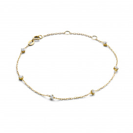 Freckle Bracelet by N-UE Fine Jewellery on curated-crowd.com