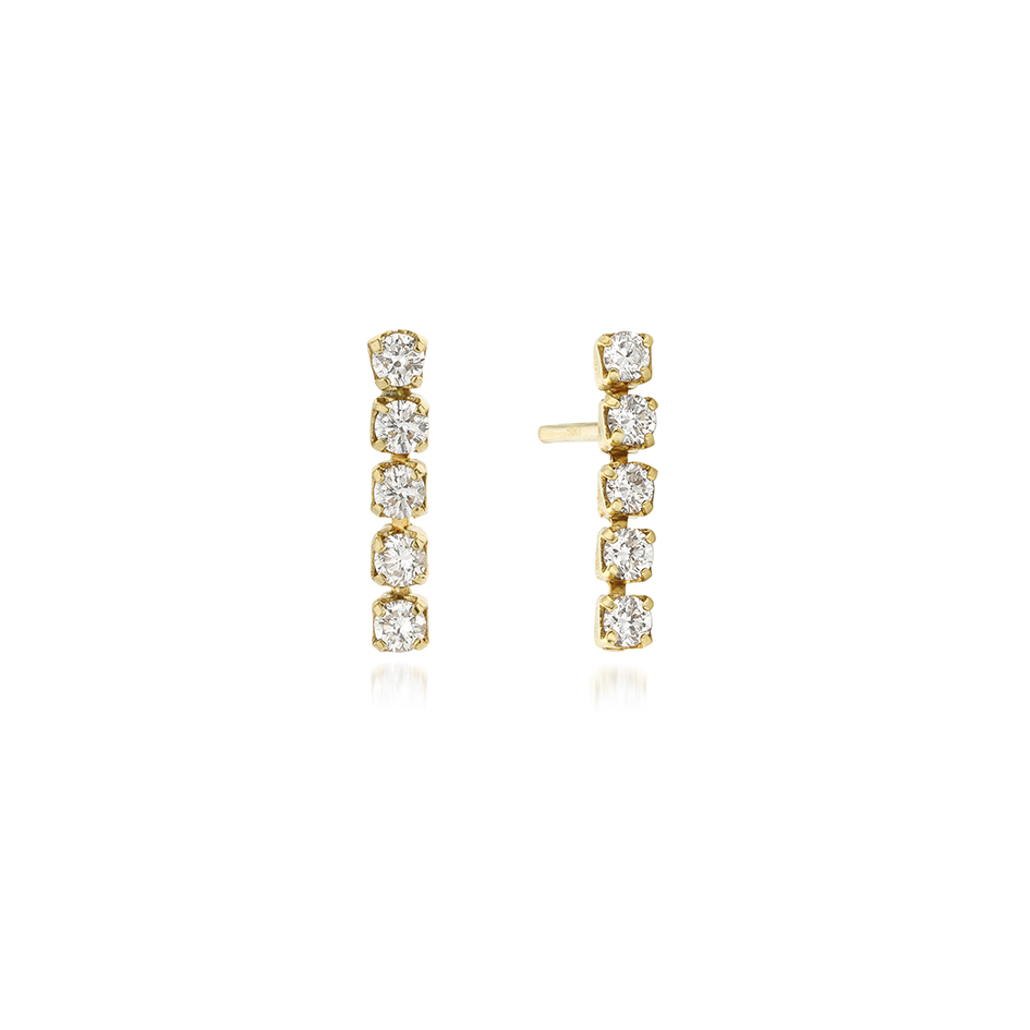 Radiance Earrings by N-UE Fine Jewellery on curated-crowd.com