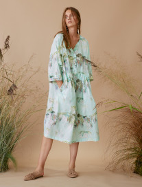 Oversize Wisteria Dress by Ailanto on curated-crowd.com