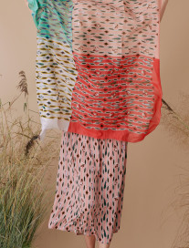Geometric Scarf by Ailanto on curated-crowd.com