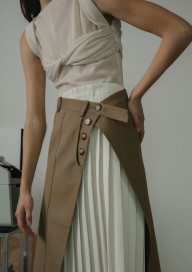 Reiken Skirt by Voranida on curated-crowd.com