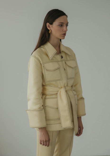 Joseph Jacket by Voranida on curated-crowd.com