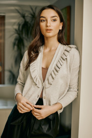 Victoria Cardigan by LAM on curated-crowd.com