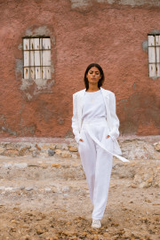 Nomade Suit Trousers by Oramai London on curated-crowd.com