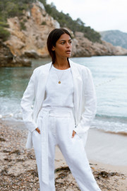 Nomade Suit Jacket by Oramai London on curated-crowd.com