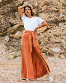 Lamu Skirt by Oramai London on curated-crowd.com